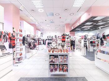 Магазины SexyStyle в Латвии