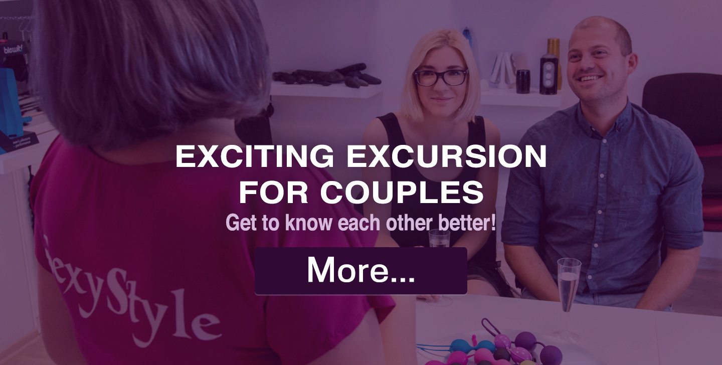 Exciting excursion for couples