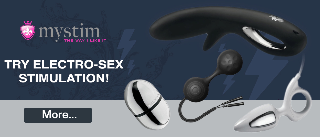 Try electro-sex stimulation!