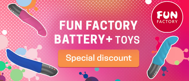 Special discount Enjoy a longer stimulation with Fun Factory!