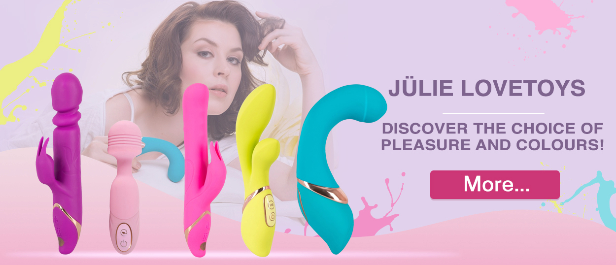 Discover the choice of pleasure and colours!