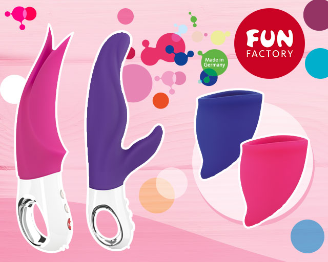 Feminine month with Fun Factory!