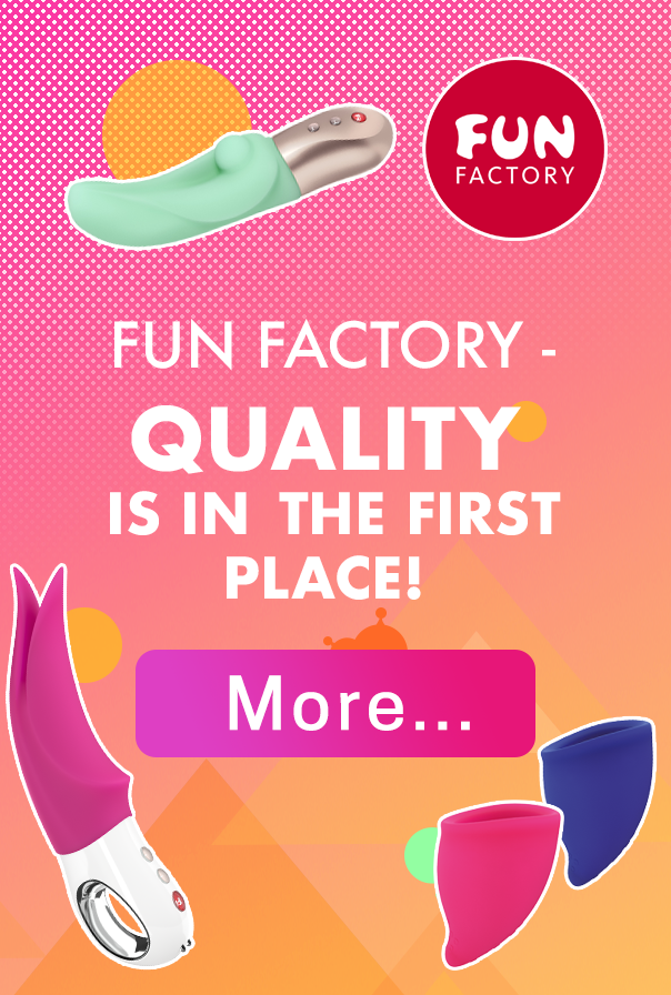 Fun Factory - quality is in the first place!