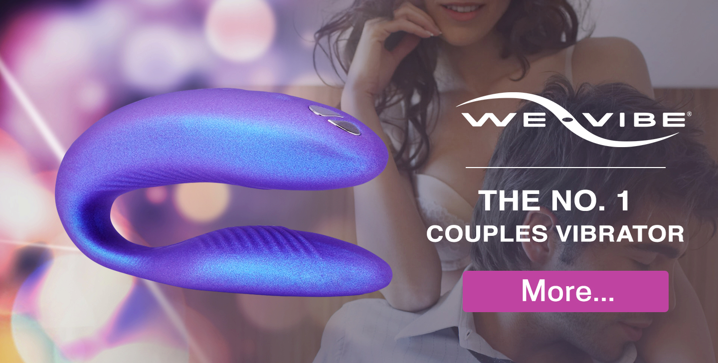 The world's most popular vibrator for pairs