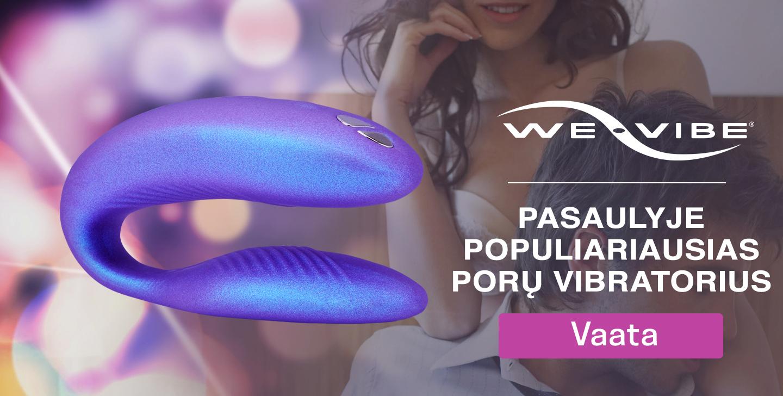 Pasaulyje populiariausias porų vibratorius