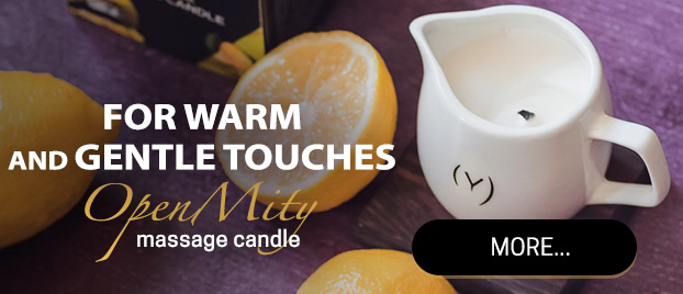 For warm and gentle touches