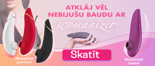 Jaunās tehnoloģijas: Autopilots un Viedklusums vēl ērtākai izmantošanai! Womanizer Premium Womanizer Classic