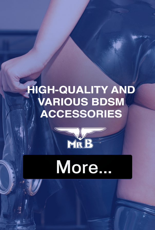 High-quality and various bdsm accessories