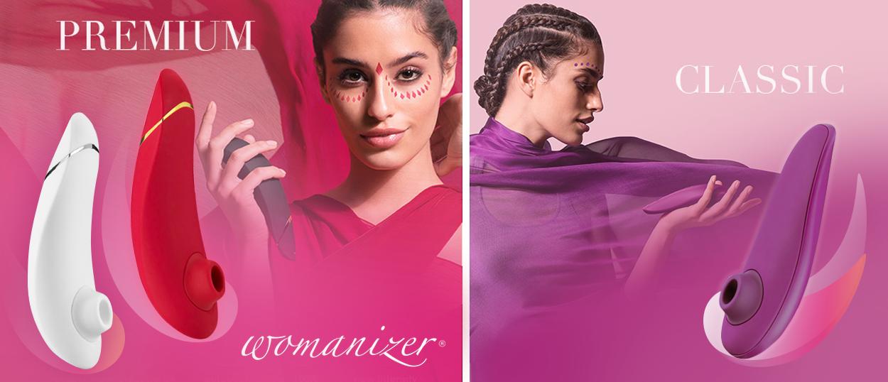 Discover unprecedented pleasure with Womanizer