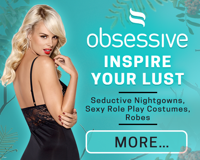 Inspire your lust Seductive Nightgowns, sexy Role Play Costumes, robes