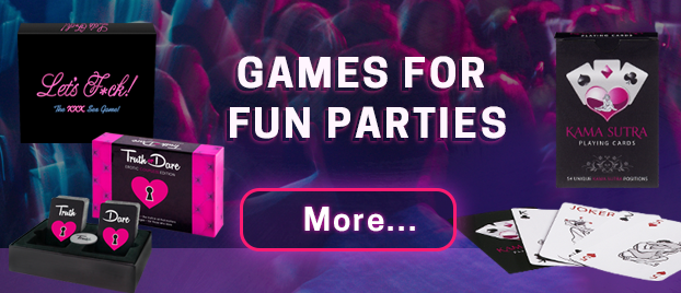Games for fun parties