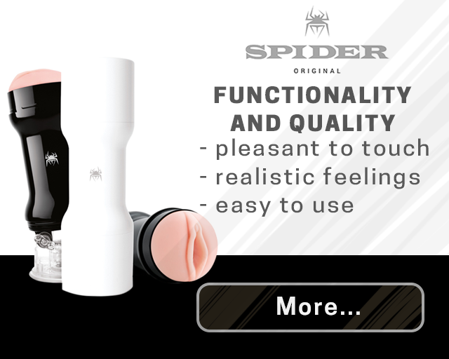 Functionality and quality   - pleasant to touch - realistic feelings - easy to use