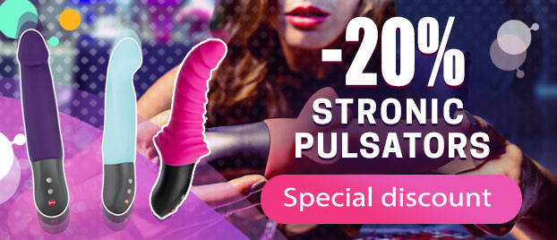 20% off for all Stronic pulsators