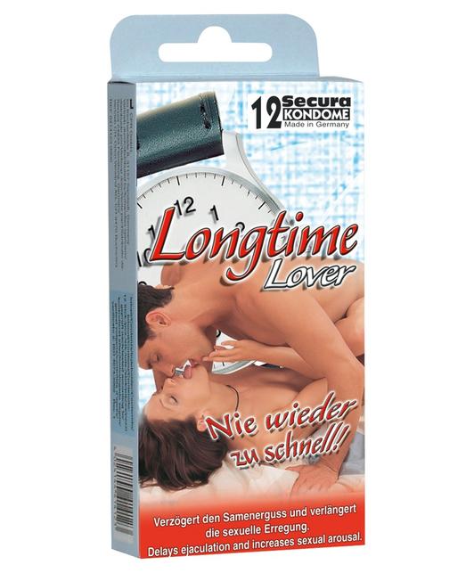 Secura Longtime Lover (3 / 12 gab.)