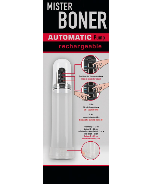 You2Toys Mister Boner Automatic Rechargeable