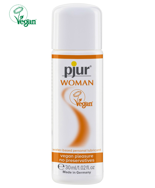 Pjur Woman Vegan (30 / 100 ml)