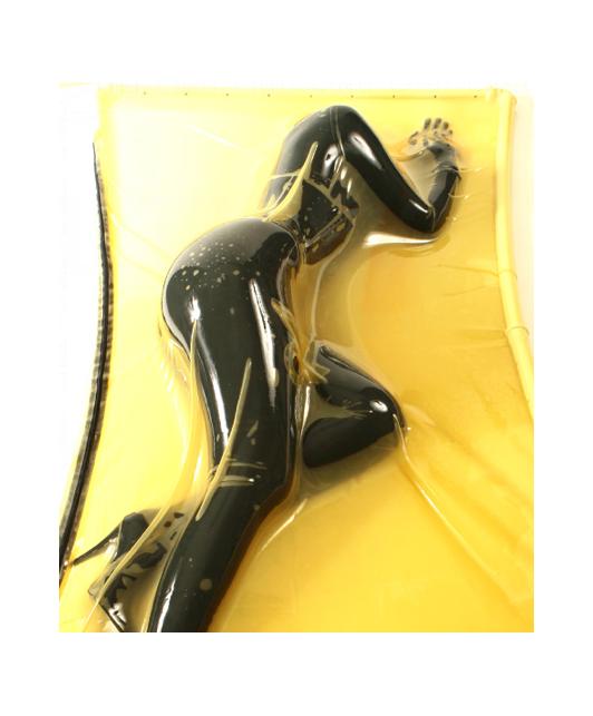 Latexa Latex Vacuum Bed (black or transparent)