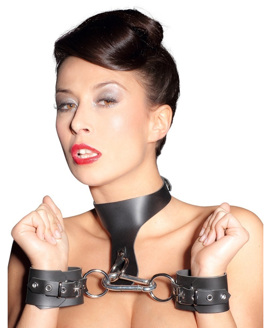 Zado Leather Restraint Set