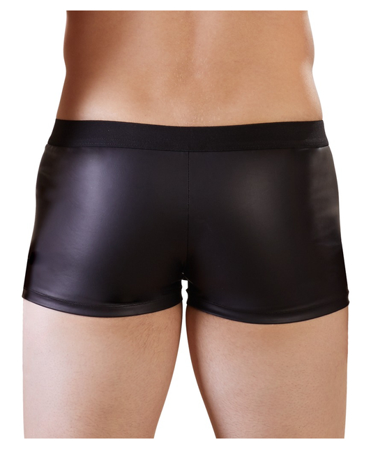 NEK black trunks with zipper