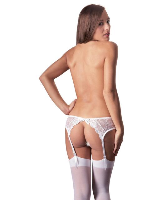 Mandy Mystery Lingerie Suspender Set
