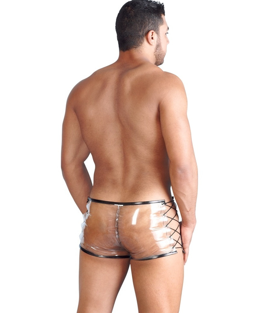 Fancy Fashion transparent boxer shorts