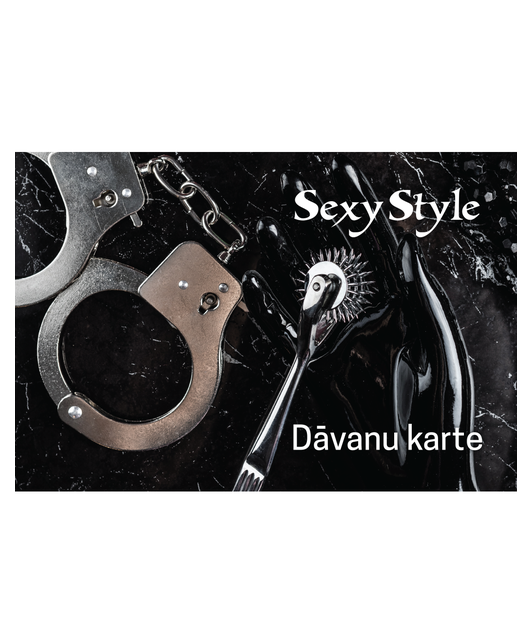 SexyStyle Gift Card