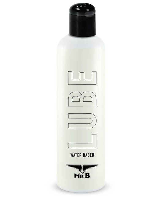 Mister B Lube (30 / 100 / 250 / 500 / 1000 ml)