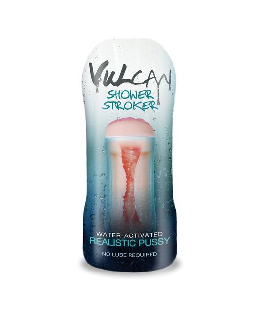 Vulcan Realistic pašlubricējošs