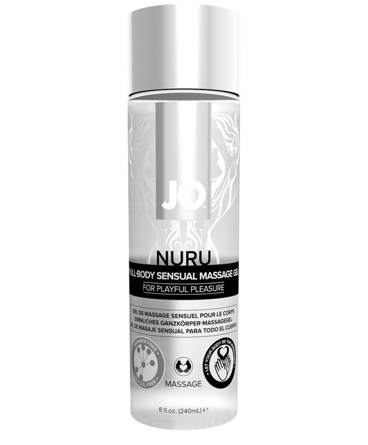 JO Nuru Massage Gel (240 ml)
