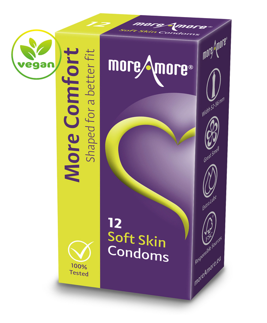 MoreAmore Soft Skin (3 / 12 pcs)
