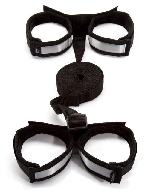 Fifty Shades of Grey under bed stretcher set