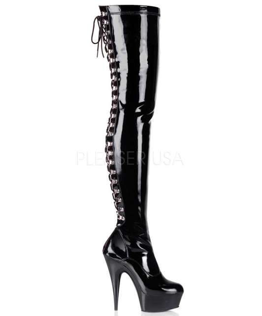 Pleaser Delight-3063BL