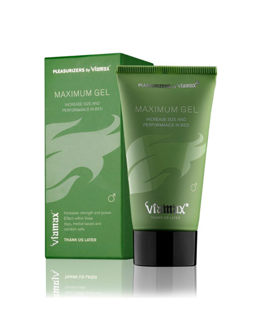 Viamax stimulating cream (50 ml)