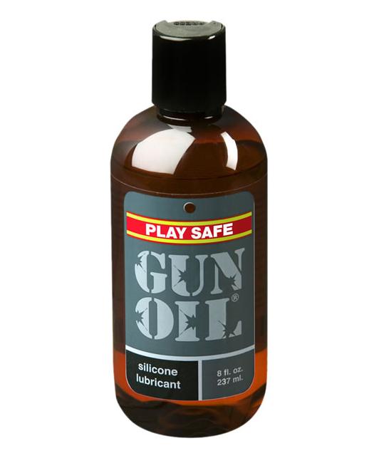 Gun Oil Silicone (120 / 237 ml)