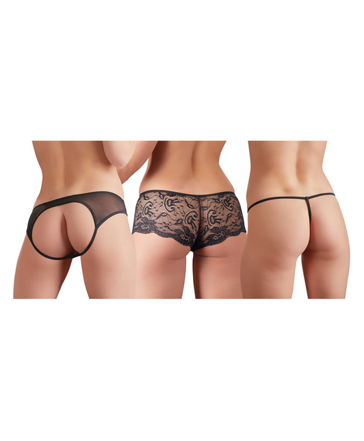 Cottelli Collection black panty set
