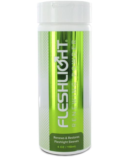 Fleshlight materiālu atjaunojošs pūderis (118 ml)