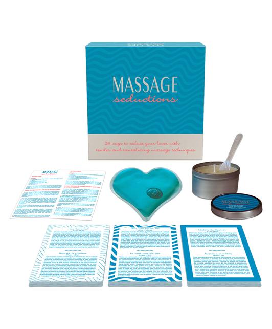 Kheper Games Massage Seductions