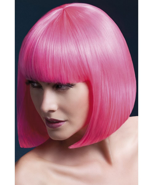 Fever koši rozā parūka
