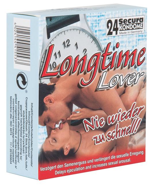 Secura Longtime Lover (3 / 12 vnt.)
