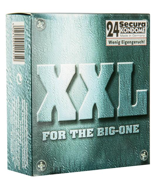 Secura XXL (3 / 12 / 24 / 100 gab.)