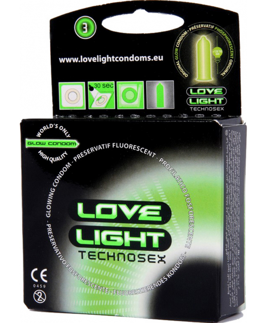 Love Light Glow (3 vnt.)