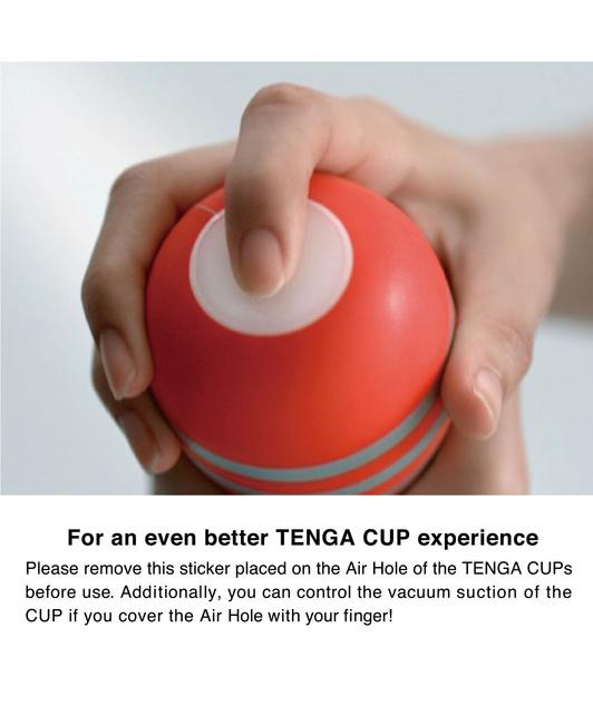 Tenga Double Hole Cup