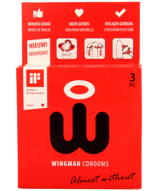 Wingman (3 / 8 / 12 pcs)
