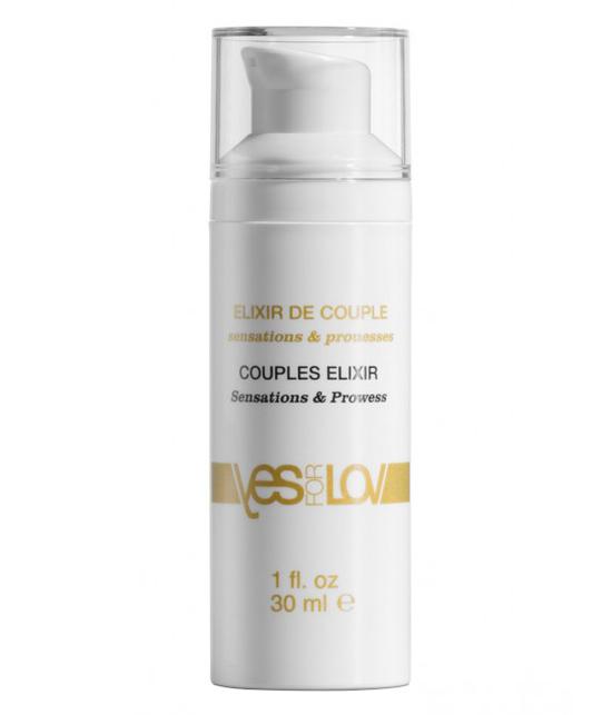 YESforLOV Sensations & Prowess Couples Elixir (30 ml)
