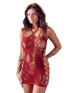 Mandy Mystery Lingerie Net Dress