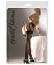 Cottelli Collection Net Suspender Stockings