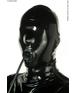 Latexa Mask with Zipper