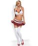 Obsessive koolitüdruku kostüüm