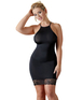Cottelli Collection black mini dress with lace