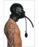 Blackstyle Latex Combi Mask